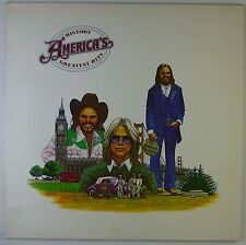 "12"" LP - America - History · America's Greatest Hits - k5609 - washed & cleaned"