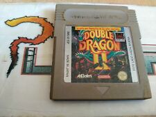 NINTENDO GAME BOY DOUBLE DRAGON II 2 SOLO CARTUCHO PAL ESPAÑA