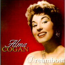 ALMA COGAN ~ DREAMBOAT NEW CD *  20 GREAT TRACKS, BEST OF, HITS AND MORE *