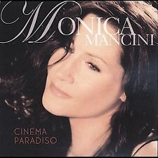 Cinema Paradiso by Monica Mancini (CD, Dec-2002, Concord)