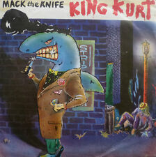 "7"" 1984 rare ska! King Kurt: Mack the Knife/vg + + \"