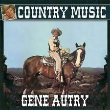 CD Country Music : Gene Autry