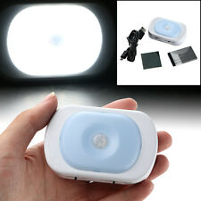 LED Light Lamp PIR Auto Sensor Motion Detector with USB cable For Home Outdoor