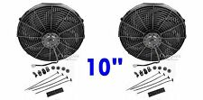 """CA Fan Kit Dual10 """" Electric Champion Cooling Systems"""