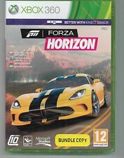 Forza Horizon (Xbox 360 Region Free Racing Cars Simulator Multiplayer) NEW