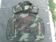BODY ARMOUR VEST NO KEVLAR INSIDE MILE DRAGIC SERBIAN ARMY