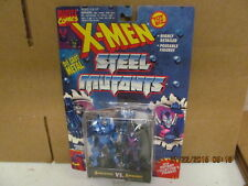 X-Men Steel Mutants Apocalypse vs Archangel Action Figure 2-Pack