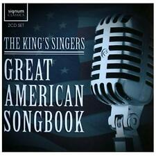 The King's Singers: Great American Songbook, New Music