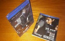 MAN FROM NOWHERE Blu-ray US import region a free (rare slipcover, no UK release)