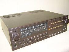Tonica RX 81 Récepteur Robotron,aiguisé HifI DDR Radio,Tuner avec amplificateur