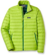 NWT Men Patagonia 800 Goose Down Sweater Jacket Coat XXL 2XL Peppergrass Green