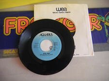 APRIL WINE rock myself to sleep / all it will ever be AQUARIUS  45