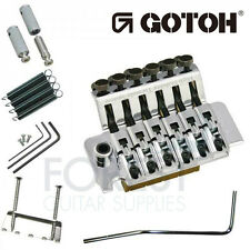 GOTOH GE1996T Floyd Rose licensed Locking tremolo bridge Chrome