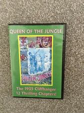 QUEEN OF THE JUNGLE 12 THRILLING episode Cliffhanger serial