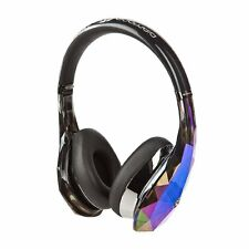 Monster Diamond Tears Edge On-Ear Headphones - Noise Cancel Black Demo Version
