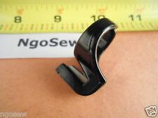 FINGER RING TYPE THREAD YARN STRING CUTTER Sewing Notions Black Large Size