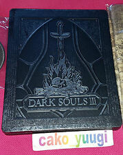 DARK SOULS III SONY PS4 METAL CASE EDITION + OST TBE MINT CONDITION 100% FR