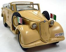+Alfa Romeo 6C 2500 Coloniale El Alamein 1942 - Hand Built FB Model 1/43