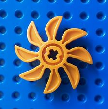 LEGO 41530 PROPELLER 8 BLADE 5 DIAMETER ORANGE