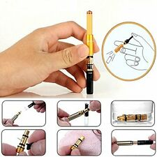 Reusable Circulating Filter Mouthpiece For Cigarette Holder Ash Filtration
