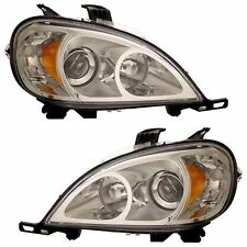 GULF STREAM ATRIUM 2004 2005 2006 PAIR HEADLIGHTS HEAD LIGHTS LAMPS RV