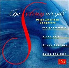 Sylvan Winds: The Sylvan Winds: Tsontakis, Etler, Adolphe, Chaitkin  Audio CD