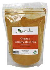 Kevala - Organic Turmeric Root Powder - 16 oz.