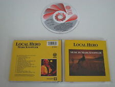 MARK KNOPFLER/LOCAL HERO(VERTIGO 811 038-2) CD ALBUM