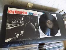 Ray Charles - Live In Concert LP ABC-500 Mono 1st 1965 USA NEAR MINT !!!!!