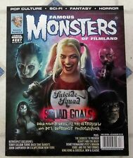 FAMOUS MONSTERS Of FILMLAND # 287 1st Edition SUICIDE SQUAD John Carpenter NY