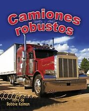 Camiones Robustos / Tough Trucks (Vehiculos En Accion / Vehicles on th-ExLibrary
