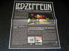 LED ZEPPELIN - PLAN MEDIA - HOUSE OF THE HOLY - 2014