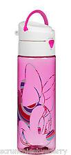 Disney Store Minnie Mouse Plastic Water Bottle Drink Pink New for 2015
