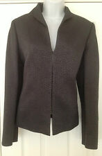 Ladies Marella Jacket Size 8 Long Sleeved Made in Italy RRP £150