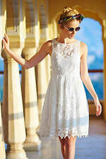 NWT Anthropologie Pina Lace Dress Sz 6 5star review