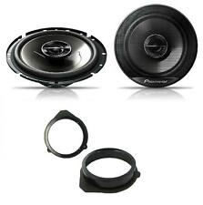 Audi A3 MK2 2003 - 2012 Pioneer 17cm Front Door Speaker Upgrade Kit 240W