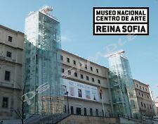 Spain - Madrid - Museo Nacional Centro de Arte Reina Sofía - Fridge MAGNET