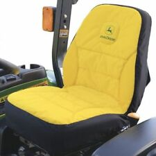JOHN DEERE COMPACT UTILITY TRACTOR CLOTH SEAT COVER SIZE -LARGE  -LP95233
