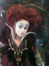 Disney Store Alice in Wonderland Through the Looking Glass Queen of Hearts Doll