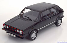 1:18 Welly VW Golf 1 GTI Pirelli 1983 black