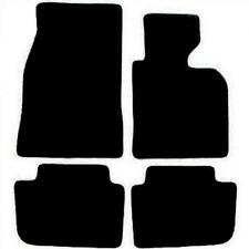 BMW X3 Tailored CAR MATS (2004-2011) - BLACK