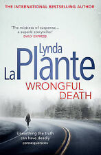 Wrongful Death by Lynda La Plante (Paperback, 2013)
