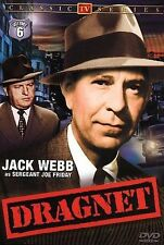 Dragnet: Volume Six 2005 by Alpha Video Distributors
