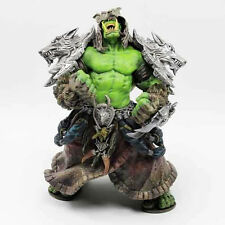 WOW WORLD OF WARCRAFT - FIGURA SHAMAN REHGAR EARTHFURY Series 1 / FIGURE 8""