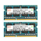 New 2X4GB Hynix PC8500 DDR3-1066 1066MHz PC3-8500 204pin Sodimm laptop Memory