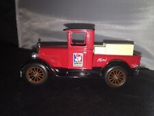 1928 Chevrolet National AB Pickup w/ crate load Sentry diecast bank 1996 5th MIB