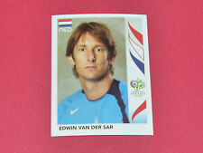 228 EDWIN VAN DER SAR NEDERLAND PANINI FOOTBALL GERMANY 2006 WM FIFA WORLD CUP