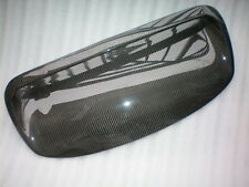 Carbon Fiber Hood Bonnet Scoop Vent for 2008-2014 Subaru Impreza WRX STi 2013