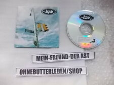 CD Pop Ash - Wild Surf (2 Song) Promo HOMEGROWN EDEL