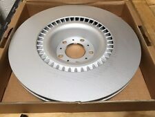 Bentley Continental GT and Flying Spur Front Brake Rotors #3W0615301K